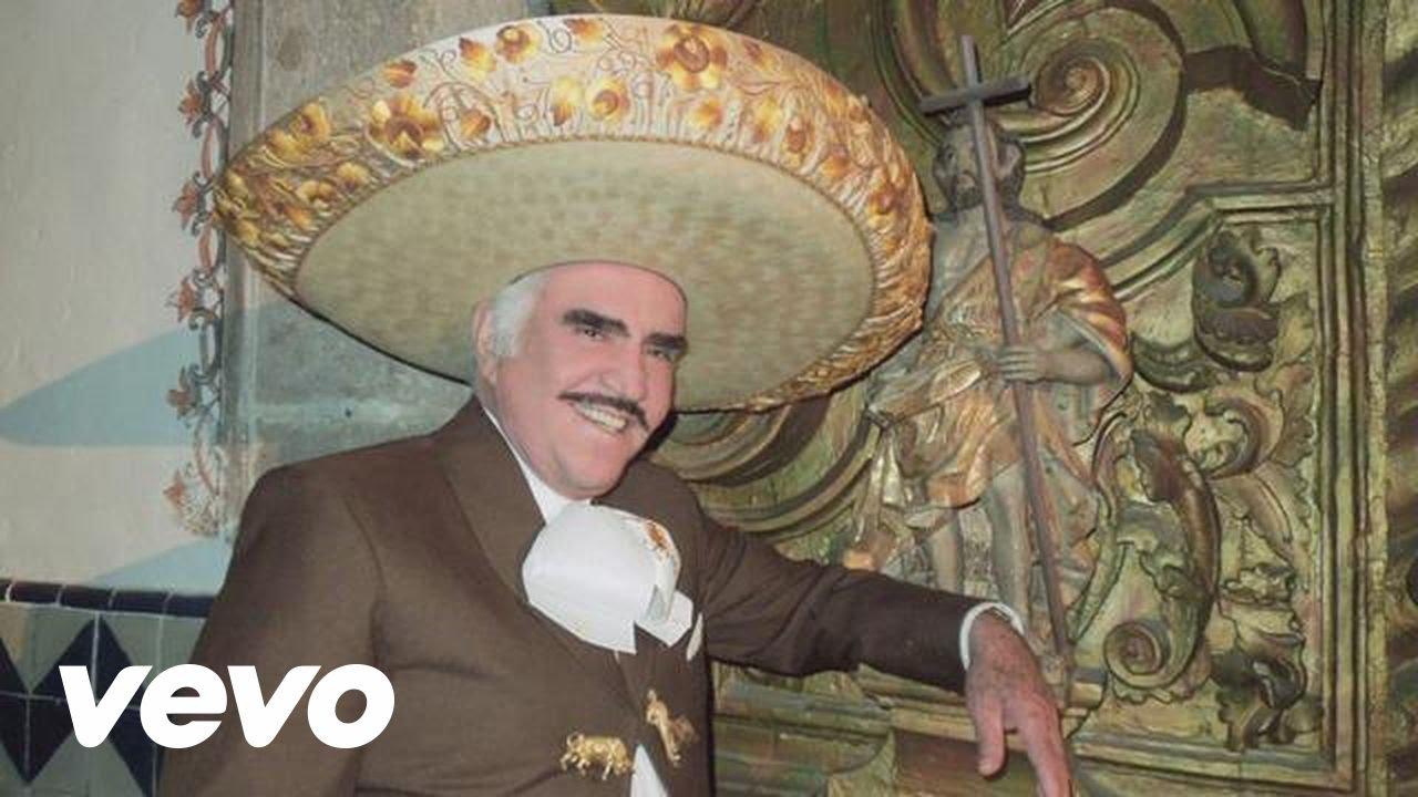 Vicente Fern U00e1ndez Hoy Cover Audio YouTube