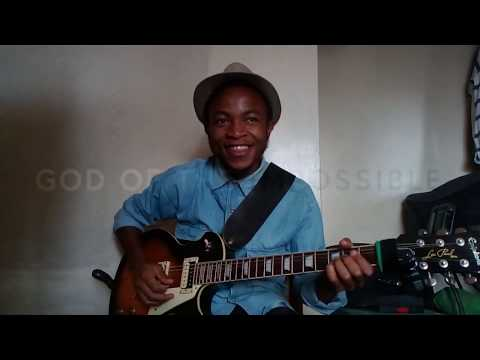 God Of The Impossible (Lincoln Brewster - Full Song) Guitar Cover By Champ Dorian