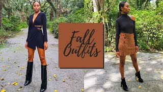 Fall Outfits | Casual Fall Outfits & Dressy Fall Outfits Lookbook 2021