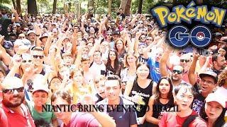 #SafariLATAM Pokémon GO Community United!
