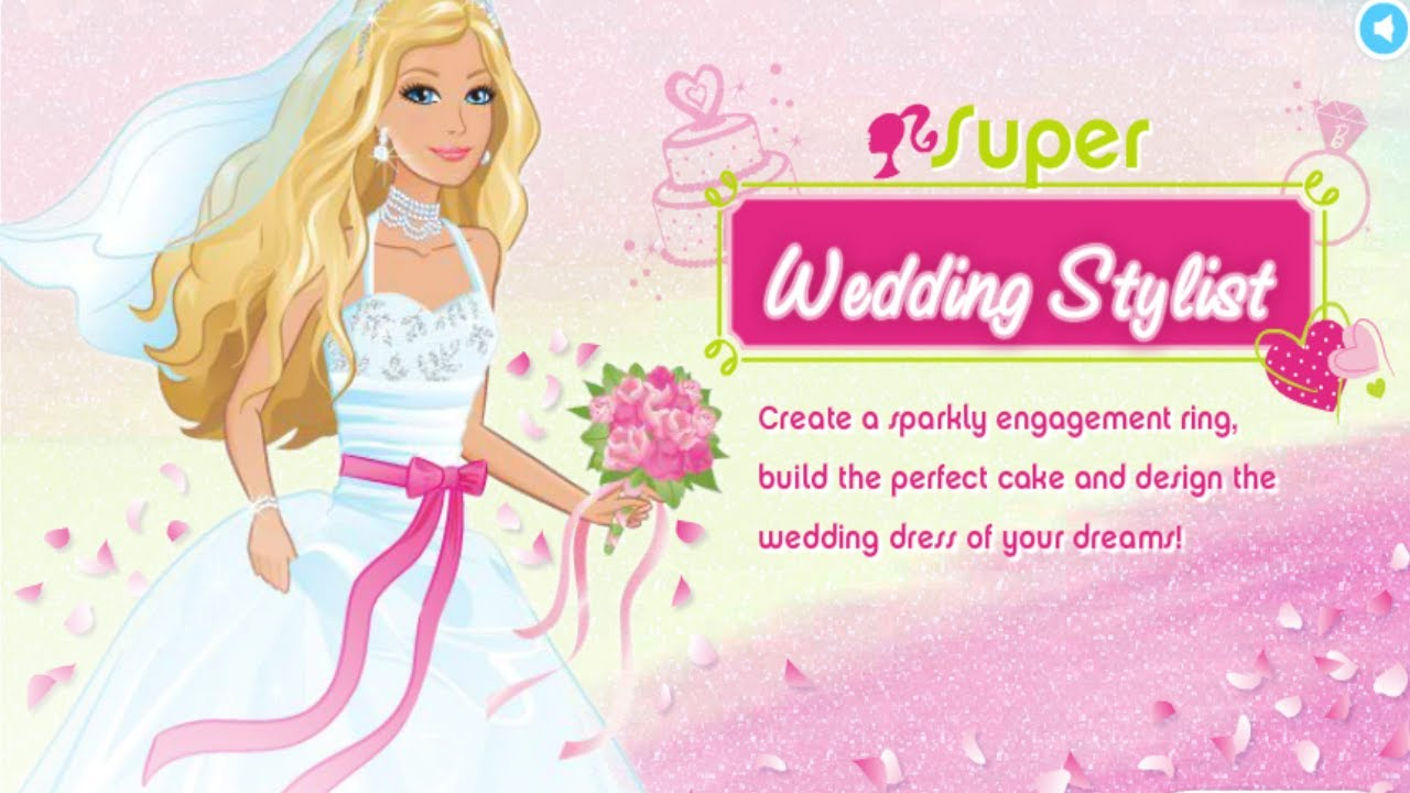 barbie super wedding stylist subscribe