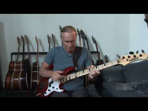 Billy Sheehan Interview Part 1.
