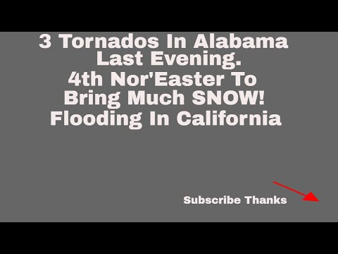 Weather News Today with J7409 Tuesday March 20,2018