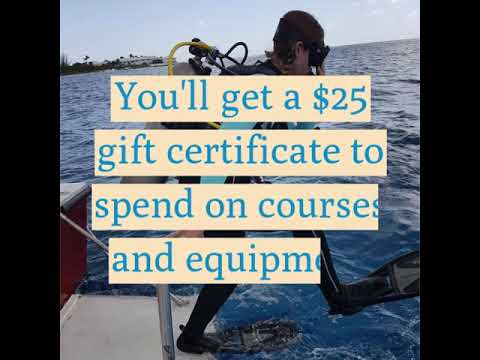 Courses/Learn to Dive | Open Water Referral Deal