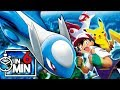 Pokemon UltraSun & UltraMoon - Battle! Latias Latios Music ...