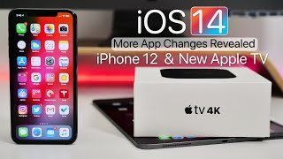 iPhone 12, iOS 14, Apple TV and more