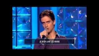 N'Oubliez Pas Les Paroles -  La Nuit Je Mens (Alain Bashung) Jimmy Bregy