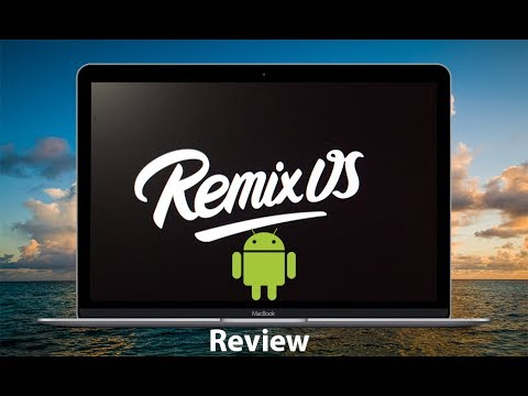 Android For Your PC: Remix OS Review