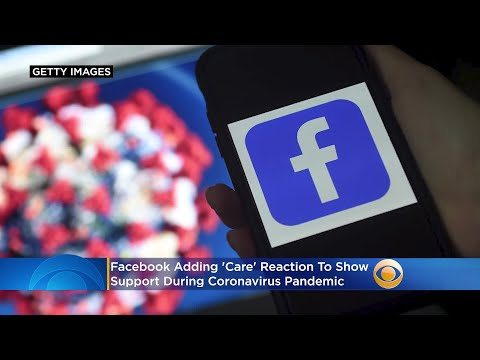 Facebook Adding 'Care' Reaction To Show Support During Coronavirus Pandemic