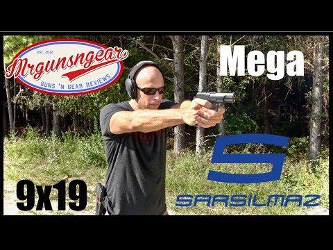 Sarsilmaz Kilinc 2000 Mega 9mm CZ-75 Clone Review