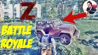 Hayatımın Kaçışı | H1Z1 Türkçe Battle Royale | Bölüm 54
