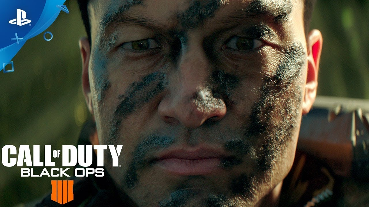 Call of Duty: Black Ops 4 | Launch Gameplay Trailer | PS4