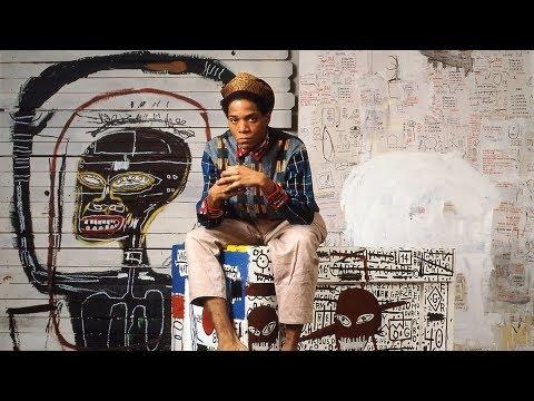 Jean-Michel Basquiat | Grafite e Primitivismo