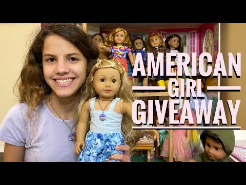 Clothing For American Girl - Giveaway!