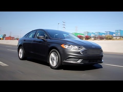 2017 Ford Fusion – Review and Road Test