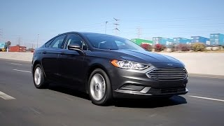 2017 Ford Fusion - Review and Road Test
