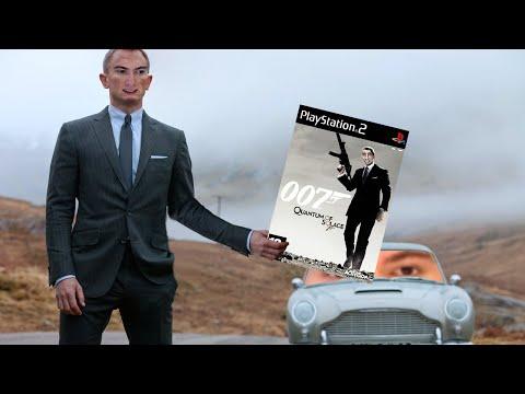 007 Quantum of Solace's impressive PS2 port | minimme