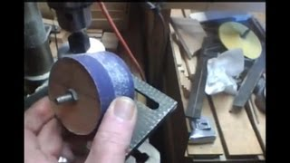 2x4 Drum Sander For The Drill Press