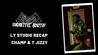 LY Studio Recap : Champ & Tjizzy