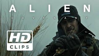 Alien: Covenant | Clip Ella no irá tranquila | Solo en cines