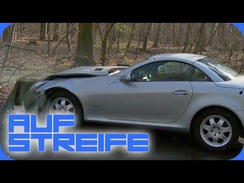 Unfall durch Jugendliche: Wer hat den Mercedes gestohlen? | Auf Streife | SAT.1