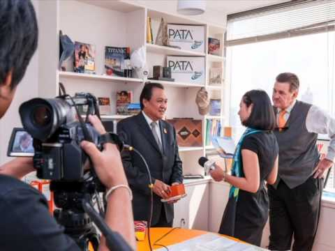 Insight Thailand, Insight World Interview with Martin Craigs, CEO Pacific Asia Travel Association