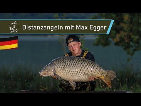 Distanzangeln mit Max Egger