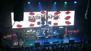 RADIO TAPOK LInkin park #live on the rest#Namb