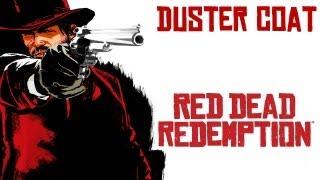 Oyun Rehberi - Red Dead Redemption - Duster Coat Kıyafetini Açmak