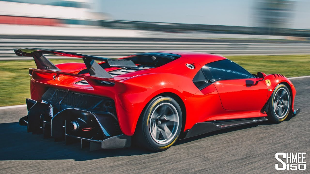 Check Out The New Ferrari P80 C First Look Youtube