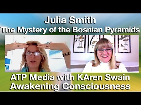 Revealing the Mystery of The Bosnian Pyramids with Julia Smith