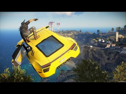 Just Cause 3 | ТРЕЙЛЕР