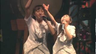 ももクロ 有安杏果 女祭り2011 「ももかがんばれー!!」「(泣)」