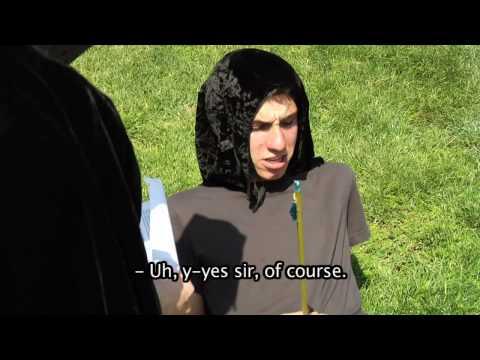 Monty Python News Skit
