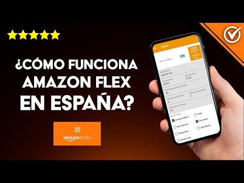 Cómo Funciona Amazon Flex en España para Autónomos, Conoce toda la Información