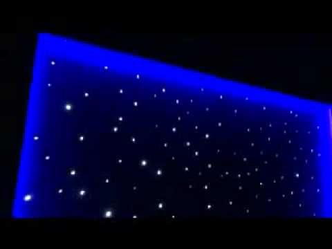 Fiber Optic Starry Sky Ceiling For Home Theater Mumbai