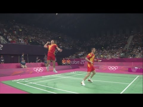 Men's Badminton Doubles - China V Chinese Taipei | London 2012 Olympics