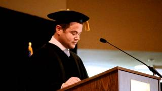 Dan Milstein Commencement Speech - Cleary University Spring 2012