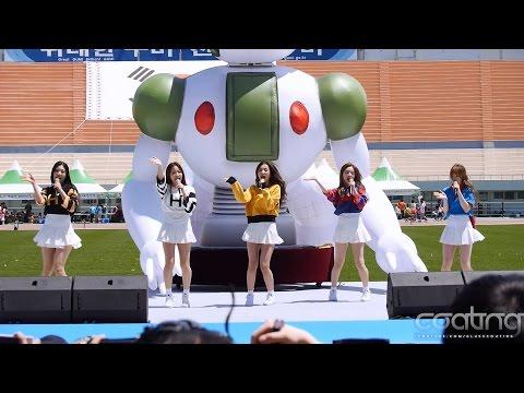 150505 경북어린이대잔치 03 레드벨벳(Red Velvet) - 행복 (Happiness)/직캠 (Fancam) (Horizontal)