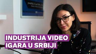 Industrija video igara u Srbiji - Kristina Janković | TALASNA DUŽINA #34
