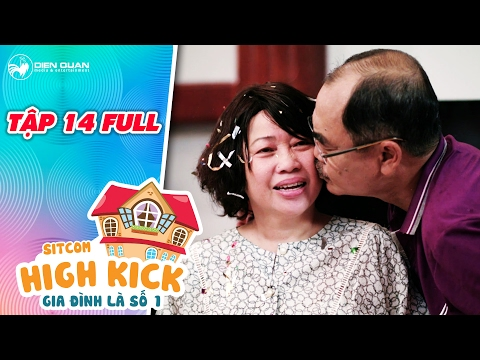 Gia đình là số 1 sitcom   tập 14 full: cười ngất khi Việt Anh lỡ tay úp bánh kem vô mặt Phi Phụng