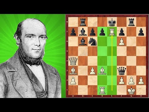 The Most Beautiful Chess Game Ever: The Evergreen Game