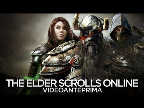 The Elder Scrolls Online - Video Anteprima ITA HD [Everyeye.it]