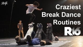 Craziest Dance Routines!!!! @ R16 Korea 2013