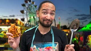 FUNNEL CAKES ARE AWESOME Patreon https://www.patreon.com/cowchop Su...