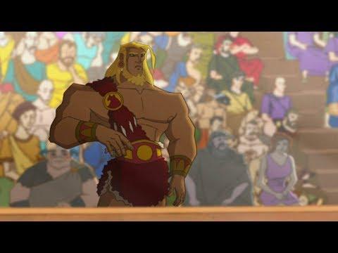 Гладиаторы серия 12 / Gladiators – RU