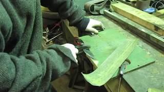 Делаем нож без электроинструмента #18 - доводка клинка после закалки(все видео из этого раздела, смотрите на моем канале в плейлисте https://www.youtube.com/playlist?list=PLOoCzJk19TeTyNP1pzOFE-bN9R3iMCCra..., 2012-12-01T19:32:15.000Z)
