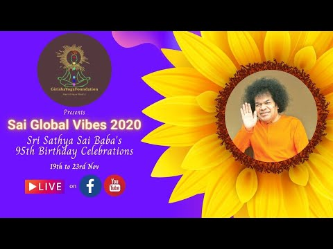 Sai Global Vibes 2020 | Grand Musical Concert | Day 5 (Evening) | 23rd Nov