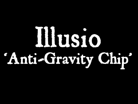 Illusio: Anti-Gravity Poker Chip