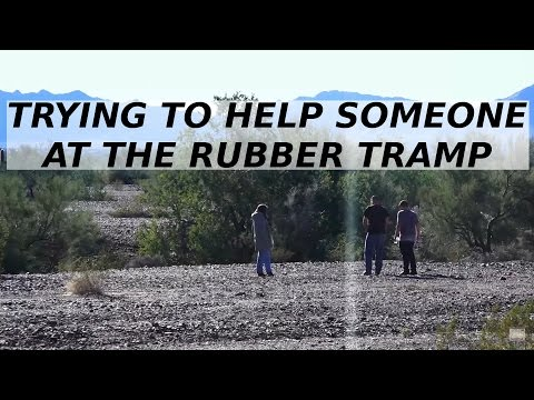 ODD RUBBER TRAMP  RENDEZVOUS 2017 EXPERIENCE